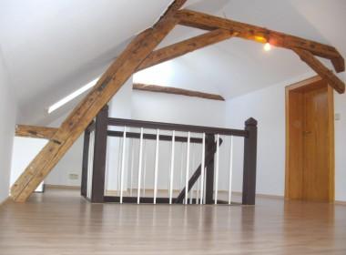 Wohnzimmer Dachgeschoss