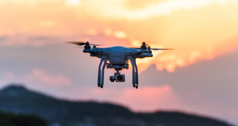 Drohnenflug – Worauf wir achten